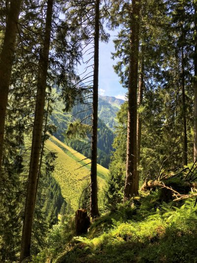 Hiking in Switzerland with kids, Glarus Alps, family friendly Alpine walk, Switzerland