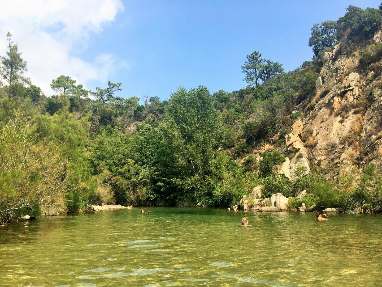Solenzara River, Corsica