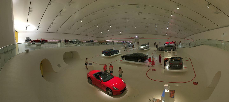 Enzo Ferrari museum, Italy
