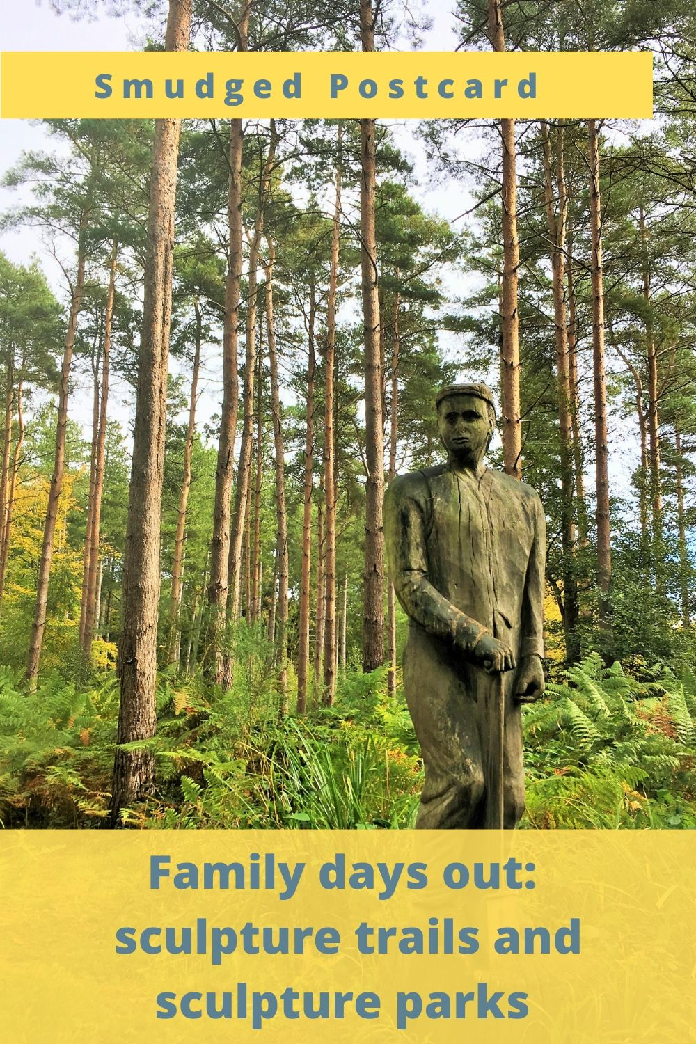 sculpture parks and sculpture trails in the UK