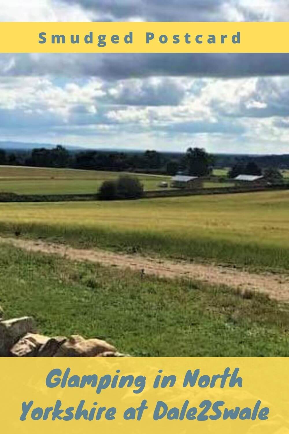 glamping with kids in north yorkshire at dale2swale