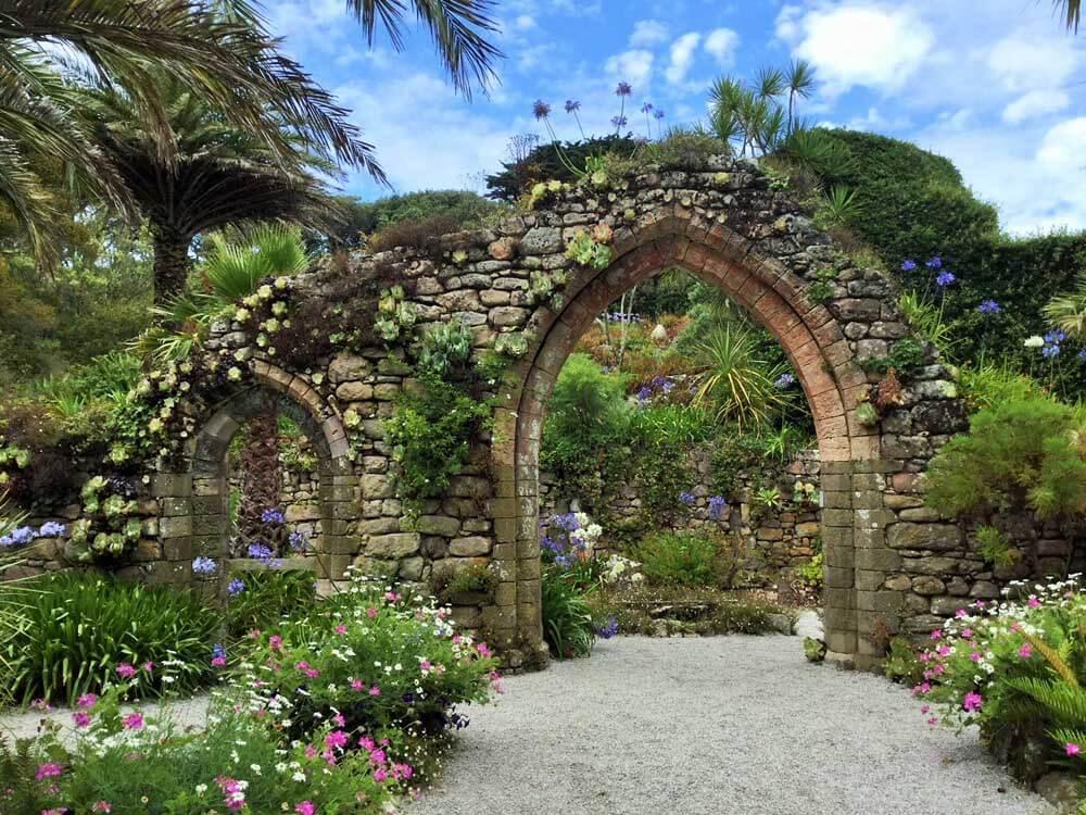 Abbey Gardens Tresco Scilly Isles