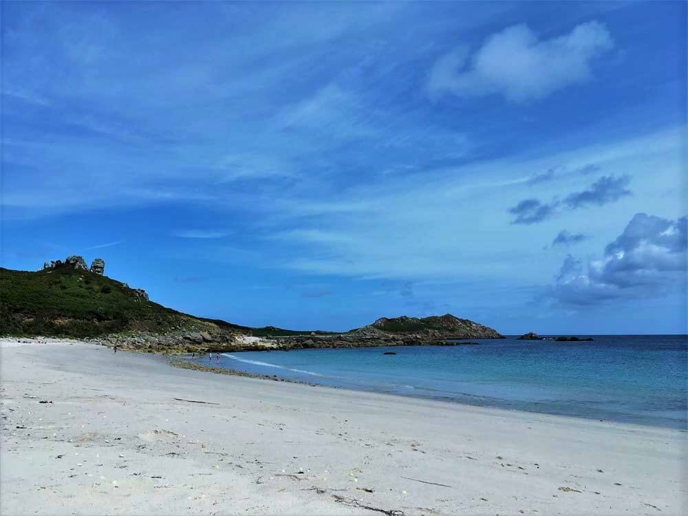 Great Bay St Martins Isles of Scilly