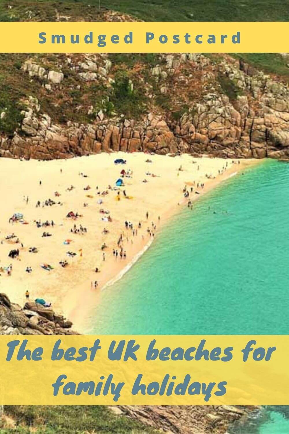 The best UK beaches for family holidays