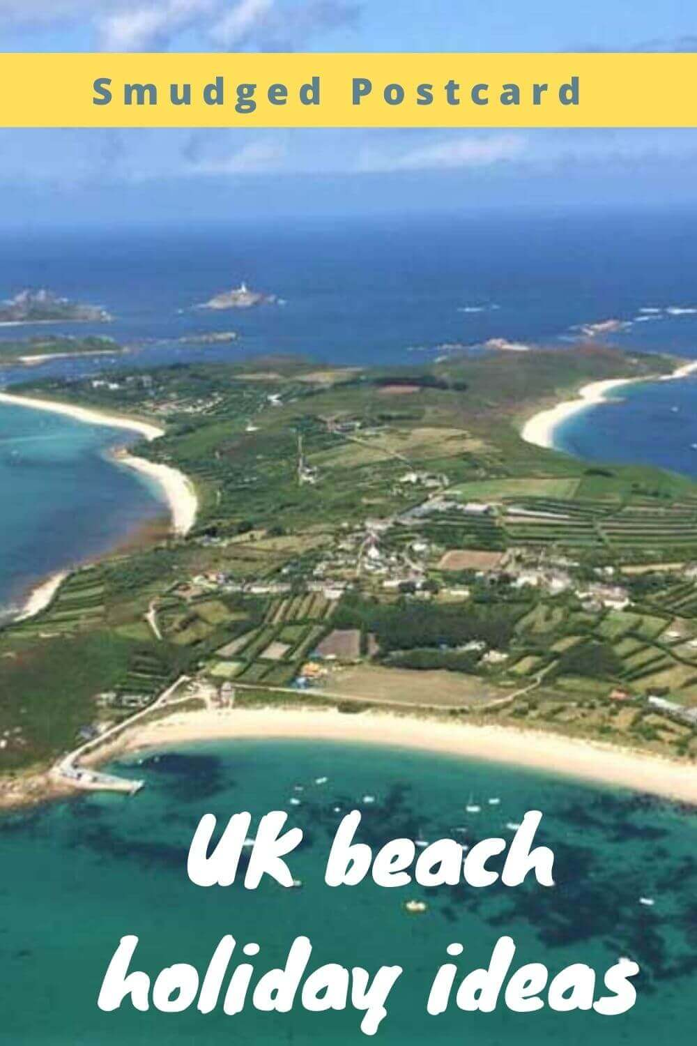UK beach holiday ideas for families