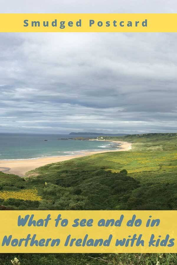 What to see and do in Northern Ireland with kids