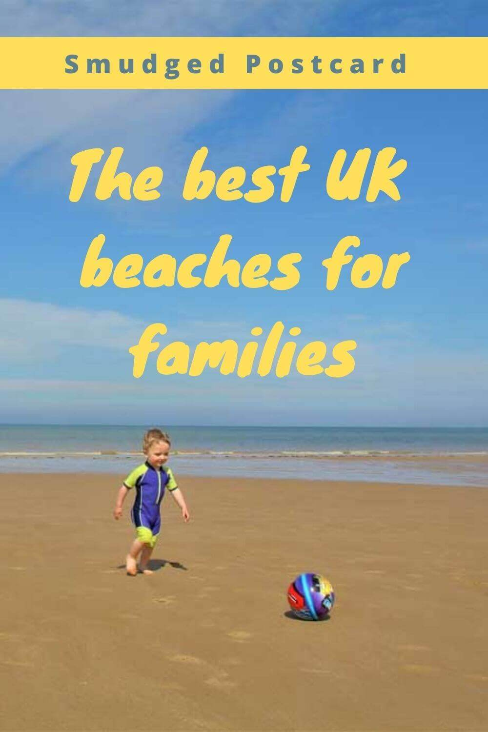 The best UK beach breaks for families