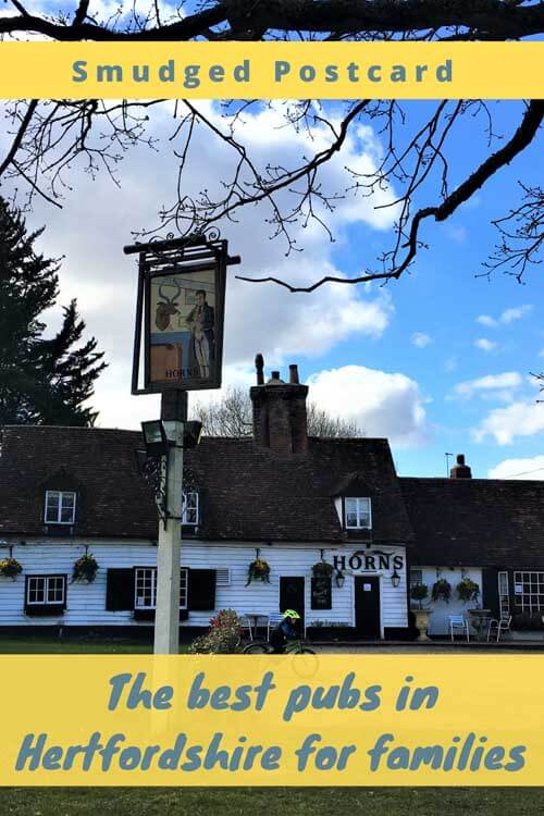 pubs in Hertfordshire with play areas