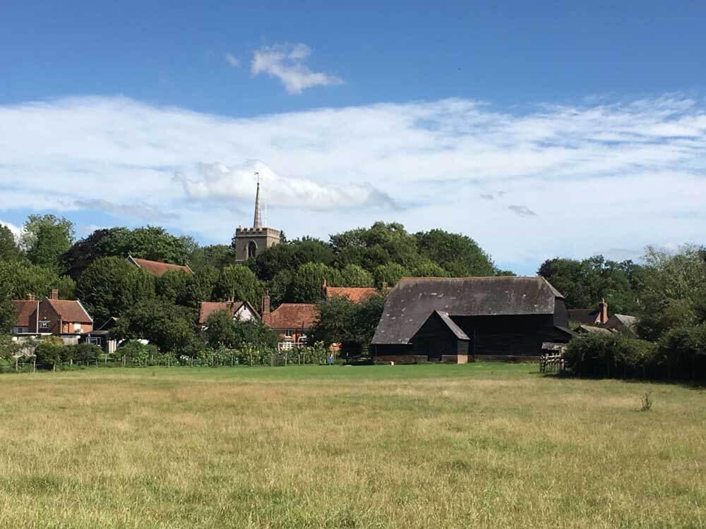 Hertfordshire village