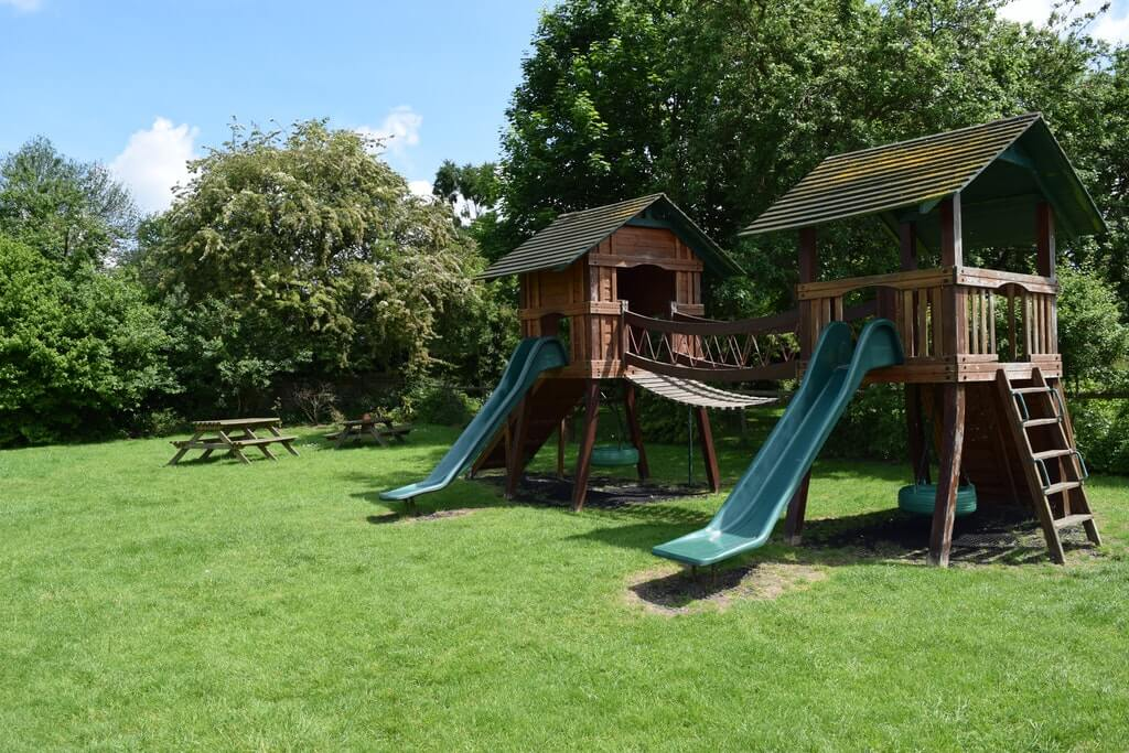 Pub playground in Hertfordshire