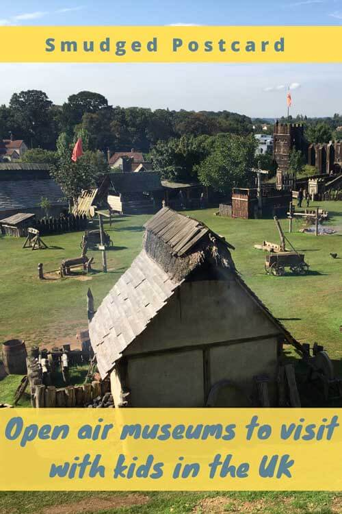 Open air museums to visit in the UK with kids