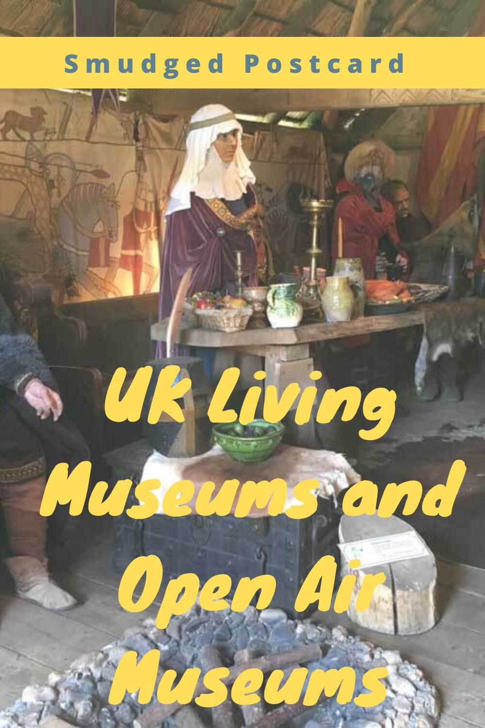 UK open air living museums