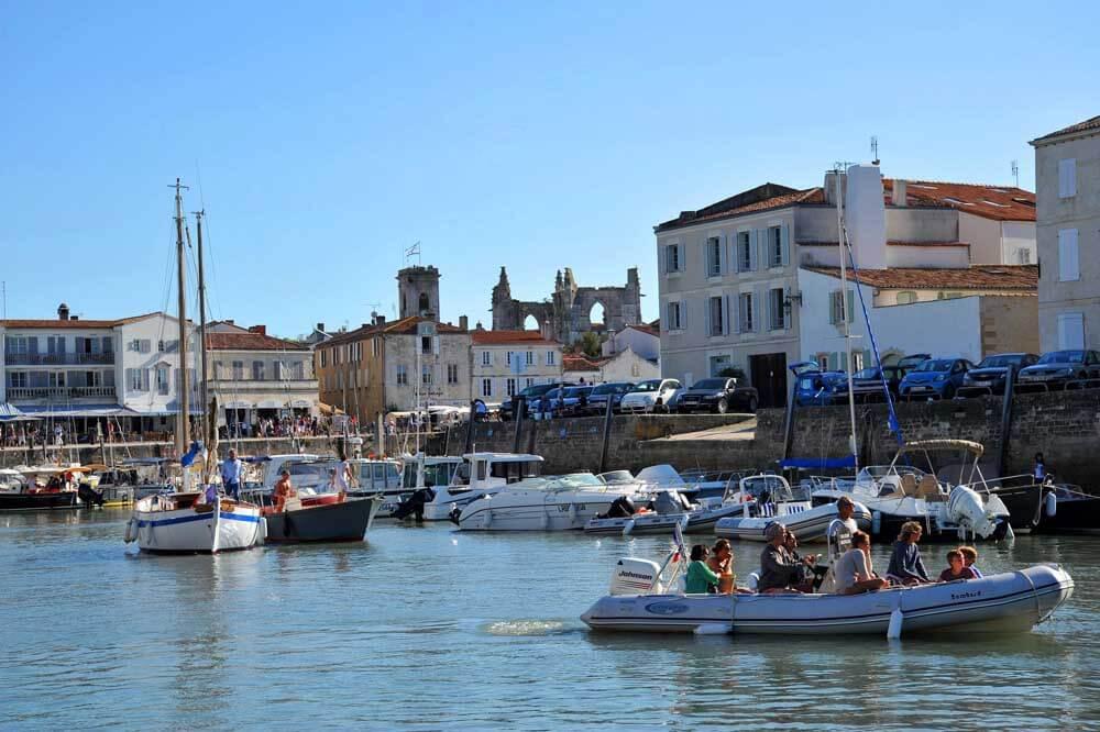 Best beach towns in Europe: St Martin Ile de Re