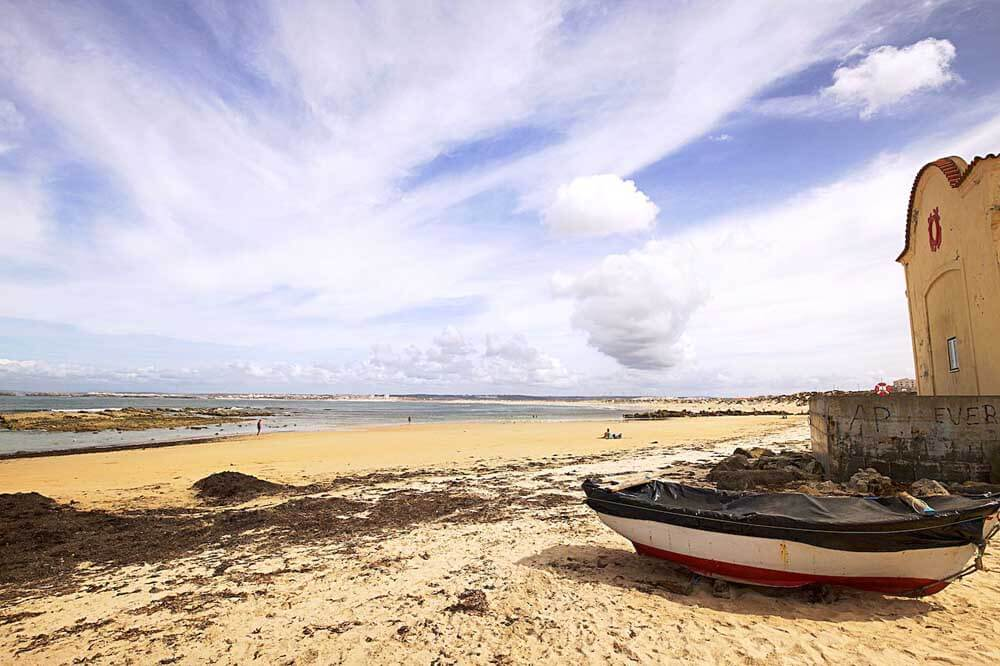 One of the best beach towns in Portugal Peniche