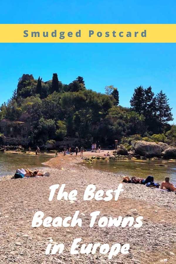 Best beach towns in Europe