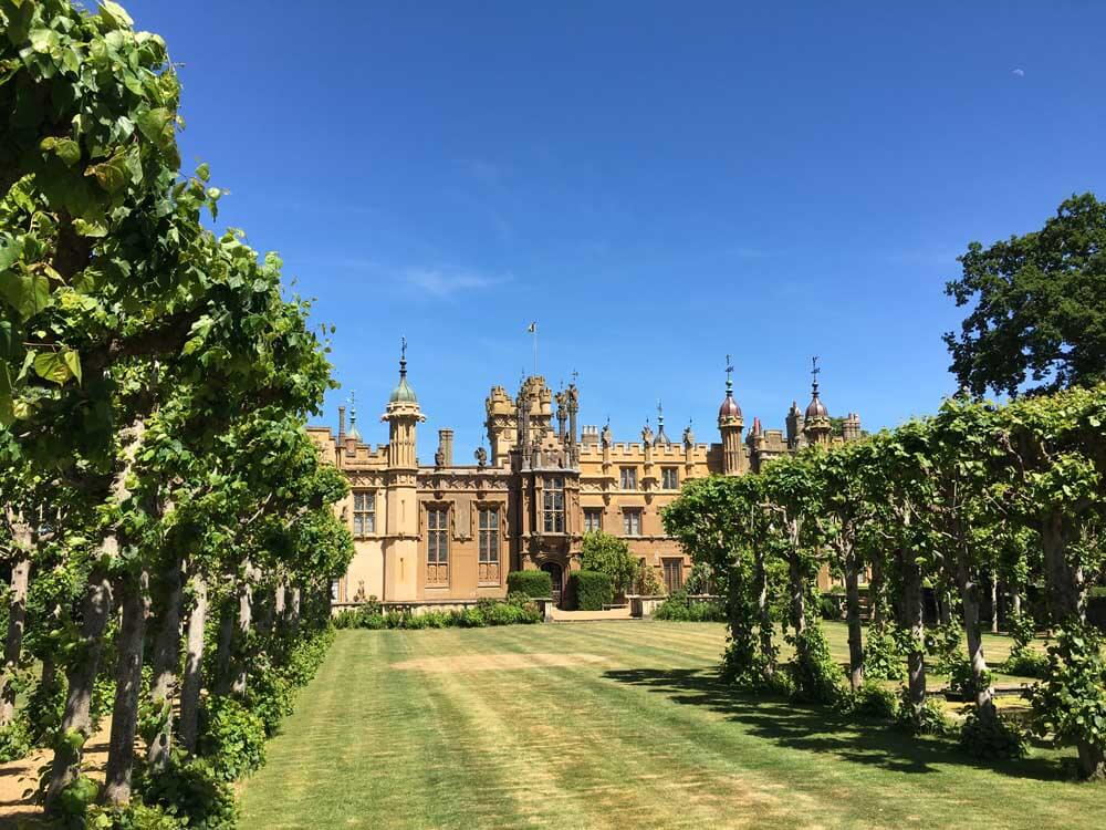 Knebworth House: one of the best places to visit in Hertfordshire