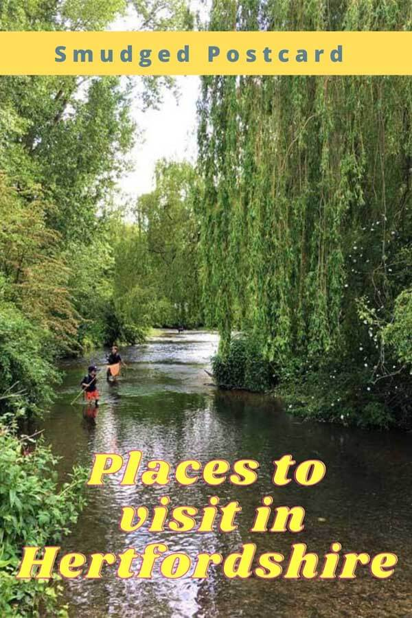 Places to visit in Hertfordshire