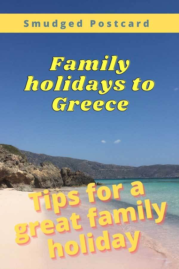 A guide to family holidays in Greece