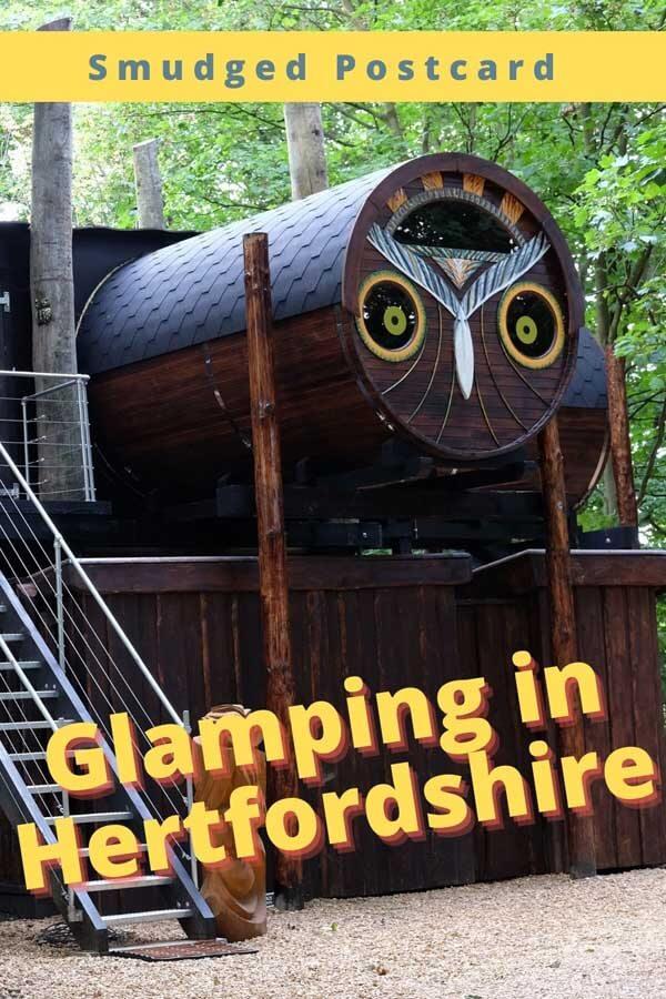 Glamping in Hertfordshire