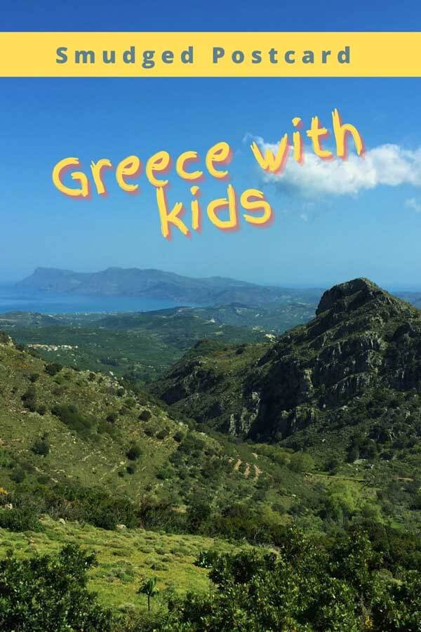 best places to holiday in Greece with kids