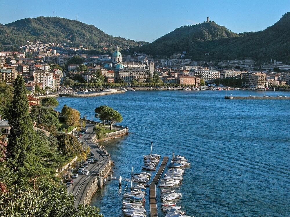 Lake Como, Northern Italy,  image by Sergio Cerato, Pixabay