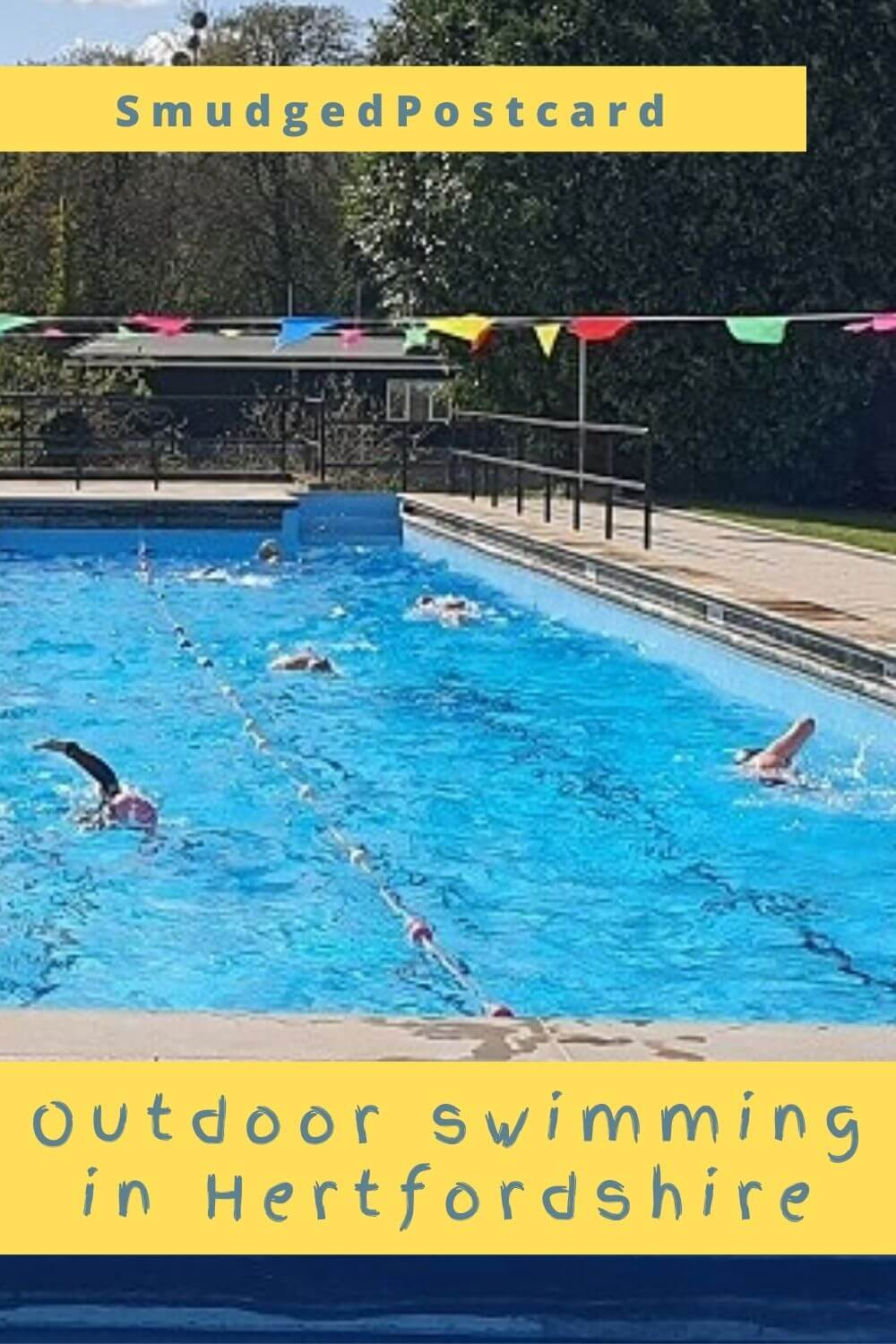 outdoor swimming in hertfordshire