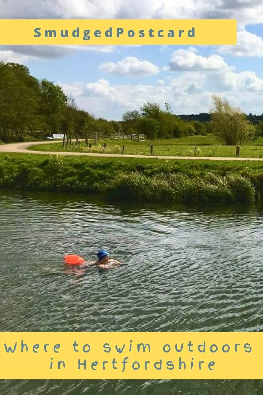 river swimming in hertfordshire