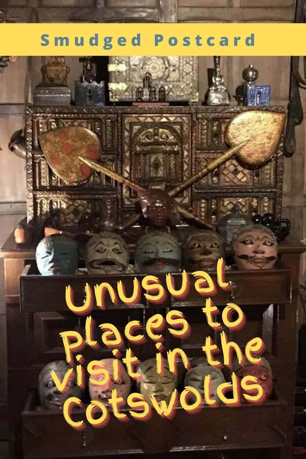 Unusual places to visit in the Cotswolds