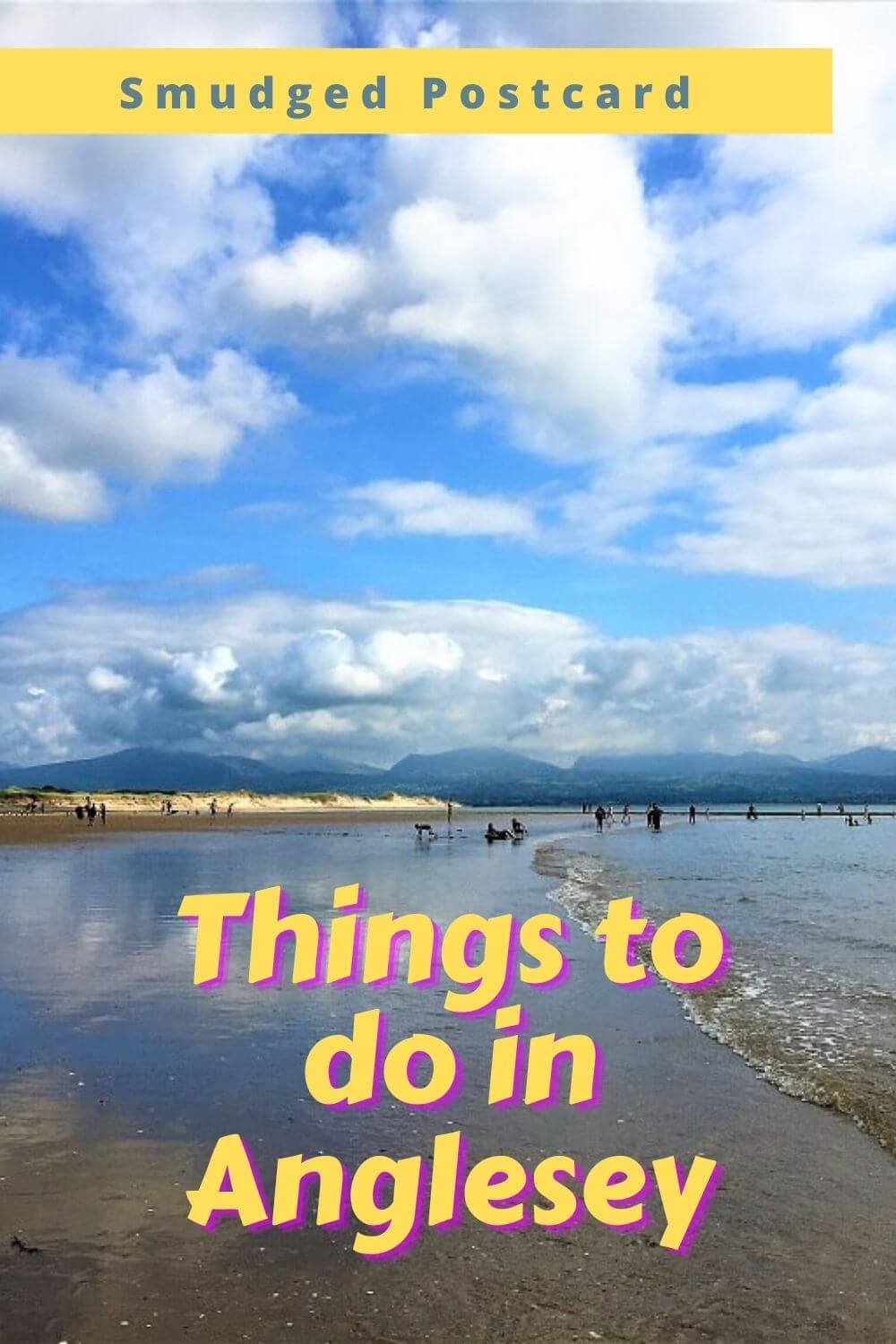 Things to do in Anglesey North Wales